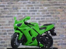 Gi Joe 3 3/4in 3.75in Motorcycle_Kawasaki Ninja ZX-6RR