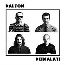 DALTON Deimalati LP + CD Proto-punk pub-rock Duap Pinta Facile Lim. Ed. White