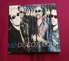 U2 - DISCOTHEQUE - CD SINGLE
