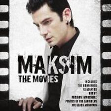 Maksim Mrvica - The Movies, croatian cd album - classical crossover