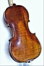 """Very old violin - Sehr alte Geige bez. """"GAFFINO PARIGGI 1747"""""""