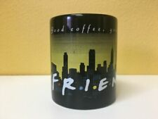 FRIENDS TV Show Coffee Mug Cup 1995 Warner Bros Vintage Official Collectible