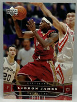 LEBRON JAMES 2004 UPPER DECK #26 ROOKIE CARD RC CLEVELAND CAVALIERS