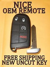 OEM DODGE JOURNEY DURANGO CHARGER DART SMART KEY PROXIMITY REMOTE FOB 68066350