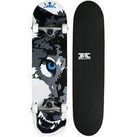 "Skateboard Complete - Krown Wolf 7.5"" Complete"