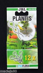 JBL Plantis 12pcs  Plant Aquarium Sale Pegs for Aquarium Plants