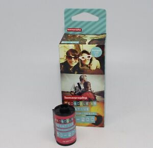 Lomography Redscale XR 50-200 35mm film 3 Pack - New Lomo boxed film