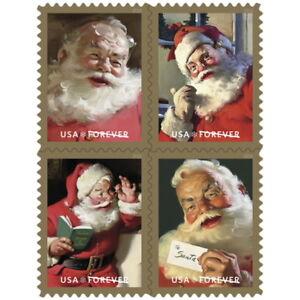 USPS New Sparkling Holidays Booklet of 20