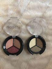 ModelCo Metallic Eyeshadow Trio Bundle In Mykonos & St. Tropez