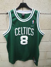 Maillot basket BOSTON CELTICS shirt NBA Nike WALKER n°8 L