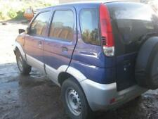 DAIHATSU TERIOS LEFT TAILLIGHT RED/CLEAR 10/2000-06/2005, 91256 Kms