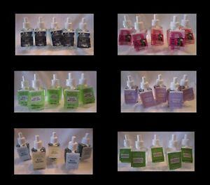 Bath & Body Works WALLFLOWER FRAGRANCE REFILL BULB Lot of 5 You Pick Scent (#4)