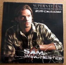 Supernatural Calendar 2011 - Jared Padalecki as Sam Winchester
