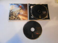 KORN-FOLLOW THE LEADER-LIMITED EDITION AUSTRALIA ONLY 2 CD SET-MULTIMEDIA+REMIXE