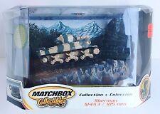 WWII Matchbox Collectibles Sherman Tank M4A3