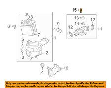 NISSAN OEM Air Cleaner Intake-Air Cleaner Body Bolt 16516CR40B