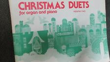 Christmas Duets - For Organ And Piano - Vol, 2