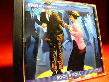 TIME LIFE  The Rock ´N´ Roll  Era 1961  STILL ROCKIN  RRC-G16  1991  CD TOPP *