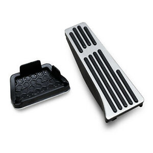 For BMW 3 4 5 6 Series X3 X5 X5M X6 Z4 AT Brake Gas Foot Accelerator Pedal Cover