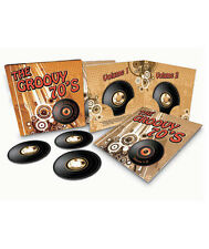 Hits of the Decades 12-CD Collections - The Groovy 70's - Multiple 70's Artists