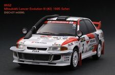 HPI #8552 Mitsubishi Lancer Evo III (#2) 1995 Safari Rally 1/43 model