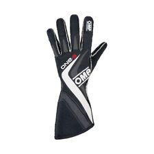OMP One-S Race Gloves Black/White