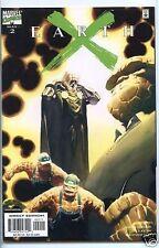 Earth X 1999 series # 2 near mint comic book