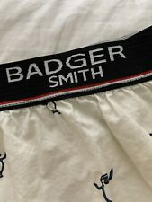 Mens Badger Smith Boxer Shorts Xxl Washed Once Never Worn Penguins