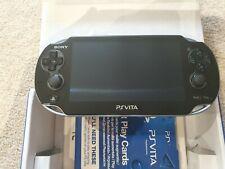 PS Vita consola, 3G y 2x y capacidades de Wifi Juegos y tarjeta de almacenamiento de 16 GB!!!