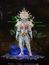 DIABLO 3 NECROMANCER PRIMAL ANCIENT GRACE OF INARIUS SET PATCH 2.6 XBOX ONE