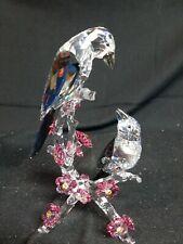 Swarovski Crystal Tutelary Spirit Loving Magpies 5004639