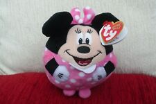 """LOVELY TY  Minnie Mouse  """" Minnie  """"   With Tag"""