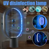 Efficient UV Disinfection Ultraviolet Sterilizer Light Germicidal Table Lamp New