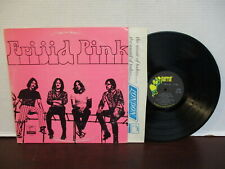 "543: Frijid Pink ""Frijid Pink"" Parrot 71033 VG+/VG+"