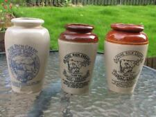 More details for 3 huntly pure rich cream pots  - buy it now