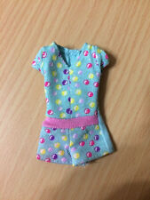 Barbie Sister Stacie Doll Clothes Shortall One Piece Outfit