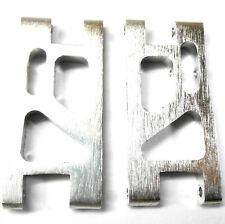 L11095 1/10 Escala Trasero Inferior Susp Brazo de suspensión izquierda / derecha Aleación De Plata Set