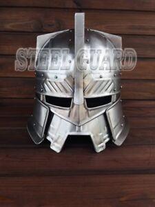 Medieval Moria Dwarves helmet LOTR Halloween Costume