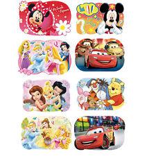 Disney Platzdeckchen, Tischset, Malunterlage,Cars, Lilly Fee, Mickey Maus,Minnie