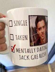Jack Grealish -Mug, Humour, Football Mug Gift England Aston Villa Man City
