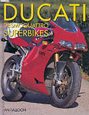 Ducati Desmoquattro Superbikes 851 888 748 916 996 Ian Falloon author signed