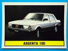 FIGURINA PANINI-AUTO 2000-ARGENTA 100-n° 97-NUOVA
