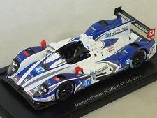 Spark S3763 - MORGAN Nissan KCMG n°47 Le Mans 2013 Howson - Imperatori 1/43