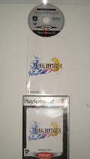Game Sony Playstation 2 Ps2 Ps3 Final Fantasy x Full