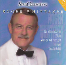 ROGER WHITTAKER : STAR COLLECTION / 2 CD-SET - TOP-ZUSTAND