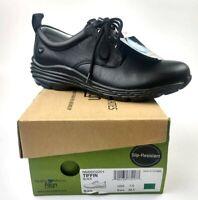 Nurse Mates Align Women's Black Tiffin Lace Up Comfort Shoes NM0002201 Sz 7.5
