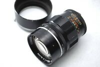 Canon 100mm f/2 Telephoto Lens for Leica Screw Mount L39 LTM From Japan #T65