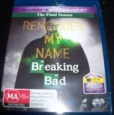 Breaking Bad The Final Season (Australia Region B) Bluray – Like New