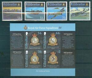 GIB-1693-1696 + Bl-122 ** Royal Air Force (RAF) IV ME 25 (7)