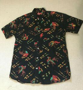 Supreme NY Matador Button Up Shirt Spring Summer 2013 SS13 L
